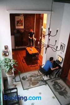 卢格同性恋住宿加早餐旅馆 - 布宜诺斯艾利斯 - 柜台