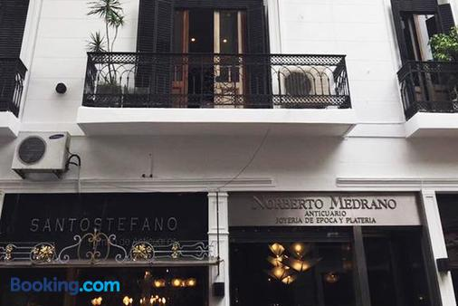卢格同性恋住宿加早餐旅馆 - 布宜诺斯艾利斯 - 建筑
