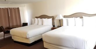 汉普顿港湾汽车旅馆 - 汉普顿(新罕布什尔州) - 睡房