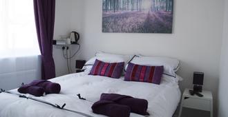 里奇蒙之家酒店 - 诺丁汉 - 睡房