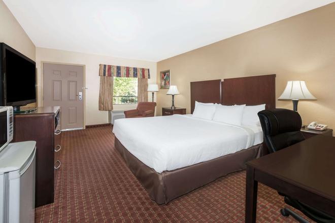 列克星敦东南戴斯酒店 - 列克星敦 - 睡房
