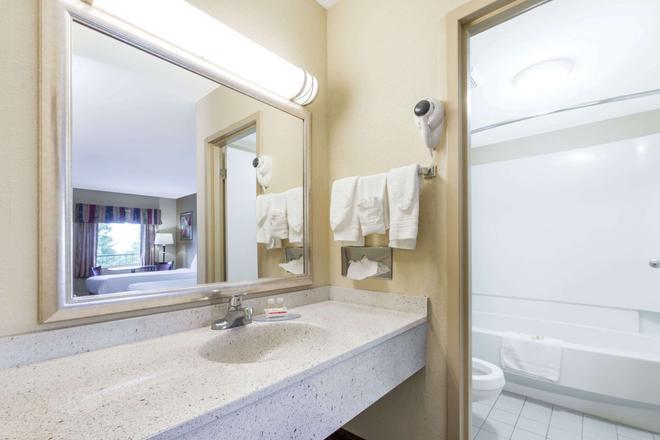 列克星敦东南戴斯酒店 - 列克星敦 - 浴室