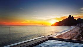 索勒伊帕内马酒店 - 里约热内卢 - 户外景观