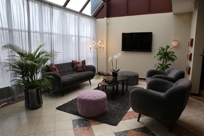 皇家之星西佳酒店 - 斯德哥尔摩 - 大厅