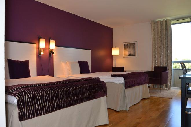 皇家之星西佳酒店 - 斯德哥尔摩 - 睡房