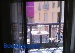 中央旅馆 - 萨拉戈萨 - 阳台