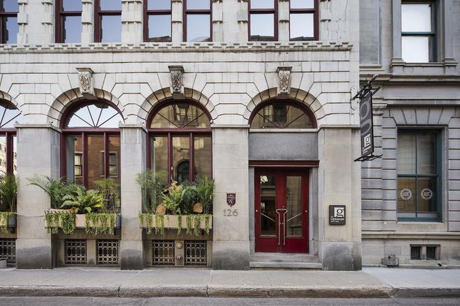魁北克圣日耳曼酒店 - 魁北克市 - 建筑