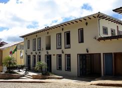 米纳斯吉拉斯酒店 - 欧鲁普雷图 - 建筑