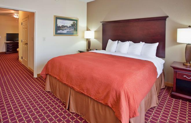 哥伦比亚丽怡酒店 - 哥伦比亚 - 睡房