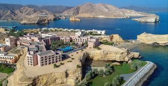 香格里拉阿尔胡森Spa度假酒店 - 马斯喀特 - 户外景观