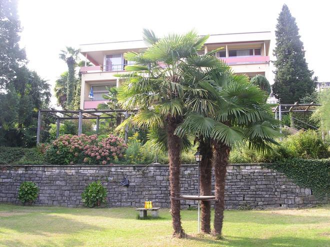玛丽塔别墅酒店 - 卢加诺 - 户外景观