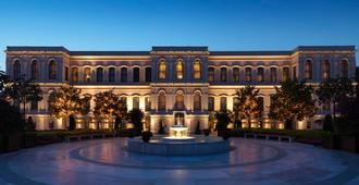 伊斯坦布尔博斯普鲁斯海峡四季酒店 - 伊斯坦布尔 - 建筑