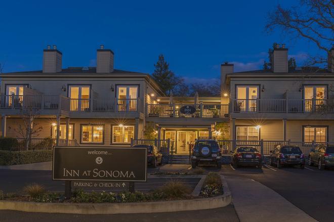 索诺玛,四姐妹酒店 - 索诺玛 - 建筑