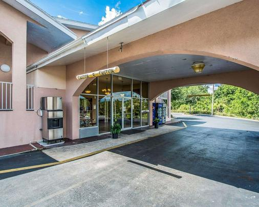 盖恩斯维尔罗德威旅馆 - Gainesville - 建筑