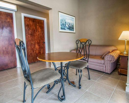 盖恩斯维尔罗德威旅馆 - Gainesville - 大厅