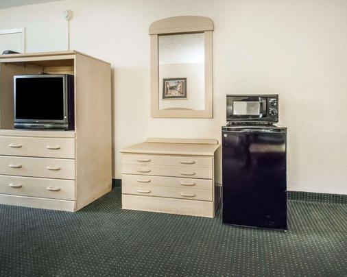盖恩斯维尔罗德威旅馆 - Gainesville - 客房设施