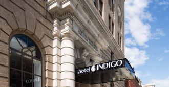 巴尔的摩市中心英迪格酒店 - 巴尔的摩 - 建筑