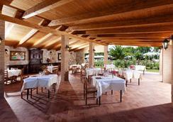 法托里亚马雷曼纳酒店 - 格罗塞托 - 餐馆