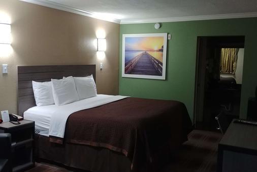 休斯顿戴斯酒店 - 休斯顿 - 睡房