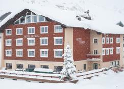 Hotel Garni Guggis - 祖尔斯 - 建筑
