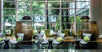铂尔曼曼谷皇权酒店 - 曼谷 - 大厅