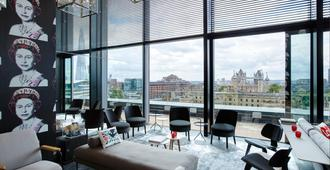 伦敦塔世民酒店 - 伦敦 - 休息厅