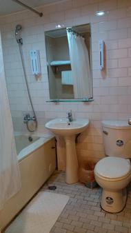 宾王时尚旅店 - 台北 - 浴室