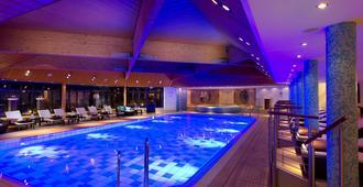柏林洲际酒店 - 柏林 - 游泳池