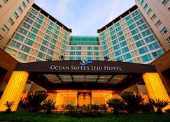 济州岛海洋套房酒店 - 济州 - 建筑