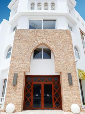 大西洋海洋景观酒店 - 阿加迪尔 - 建筑