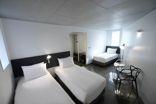 明洞克里多酒店 - 首尔 - 睡房
