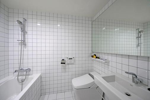 明洞克里多酒店 - 首尔 - 浴室