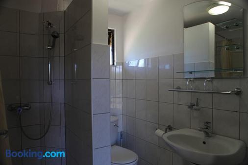 救世主荒野旅馆 - 温特和克 - 浴室