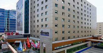 迪万伊斯坦布尔城市酒店 - 伊斯坦布尔 - 建筑