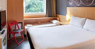 宜必思里约热内卢中央酒店 - 里约热内卢 - 睡房