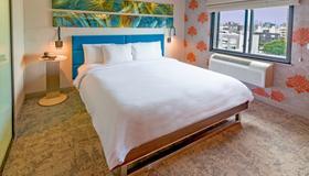 朱莉酒店 - 布鲁克林 - 睡房