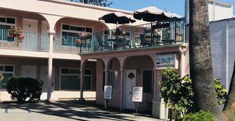 海岸汽车旅馆 - 圣莫尼卡 - 建筑