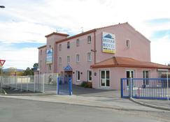 德尔图尔酒店 - 阿莱斯 - 建筑