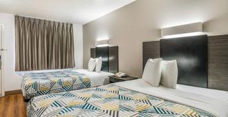 欧文达拉斯汽车旅馆6 - 欧文 - 睡房
