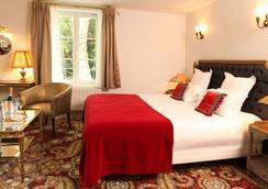 克洛阿布艾斯酒店 - 阿姆博斯 - 睡房