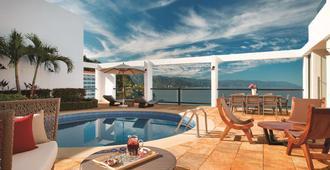 基瓦巴亚尔塔港凯悦度假村 - 巴亚尔塔港 - 游泳池
