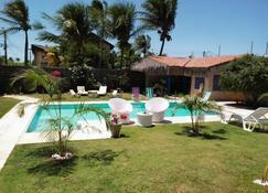 库姆布科塔塔鲁加旅馆 - 考卡亚 - 游泳池