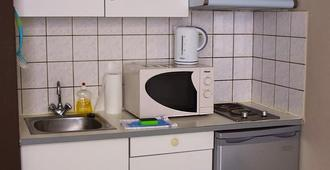 鲁汶经济公寓酒店 - 鲁汶 - 厨房