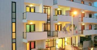 西斯托弗酒店 - 罗马 - 建筑