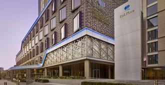 伦敦滑铁卢公园广场酒店 - 伦敦 - 建筑