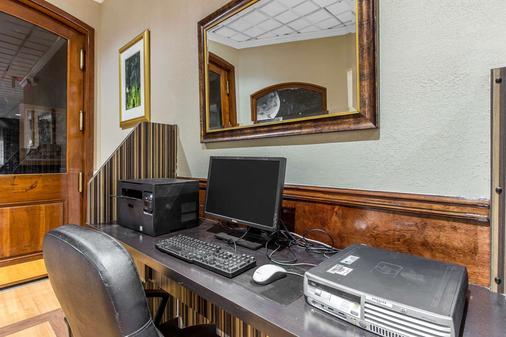 萨凡纳城品质酒店 - 萨凡纳 - 商务中心