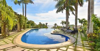 索菲亚酒店 - 长滩岛 - 游泳池