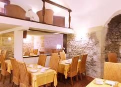 贝斯特韦斯特黛安酒店 - 讷韦尔 - 餐馆