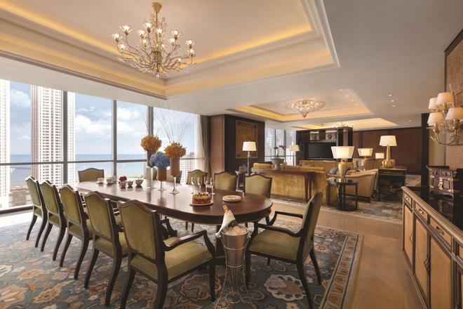 青岛香格里拉大酒店 - 青岛 - 餐厅