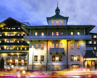 四季酒店 - 贝希特斯加登 - 建筑